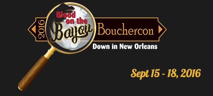 Bouchercon 2016 Mystery Convention