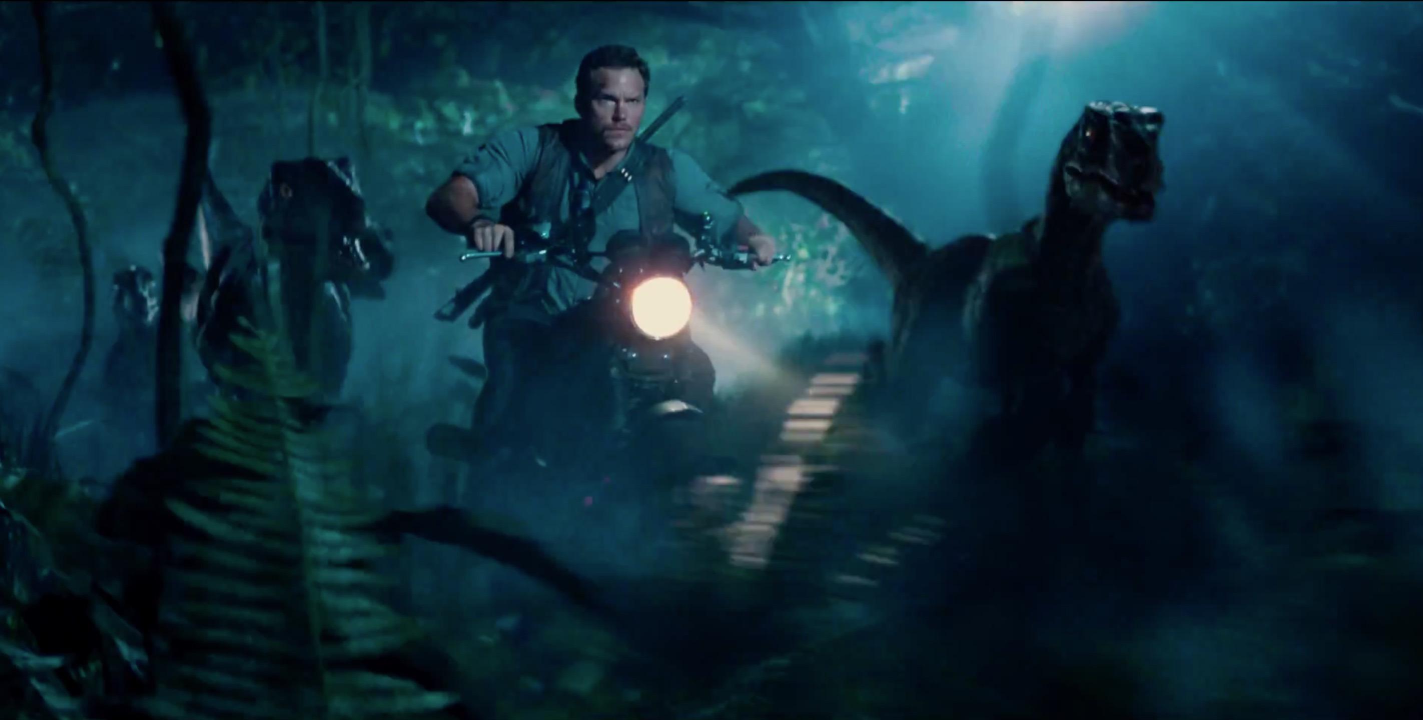 Jurassic World Hunt