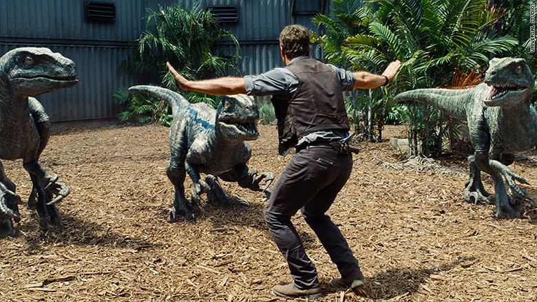 Training Velociraptors