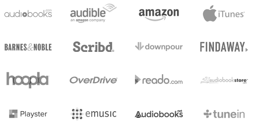 audiobook Digital Distributors