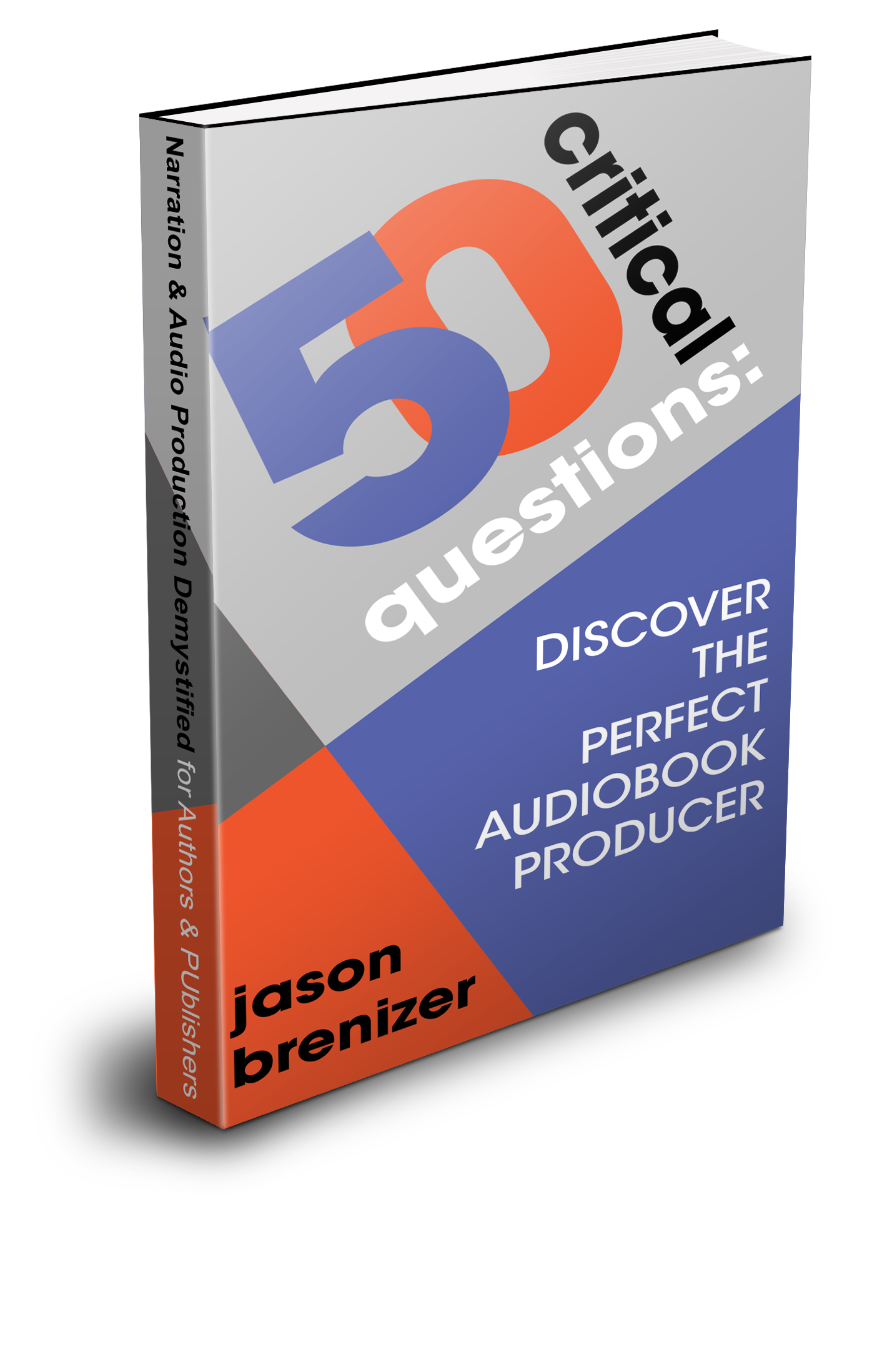 Discover Audiobook Producer