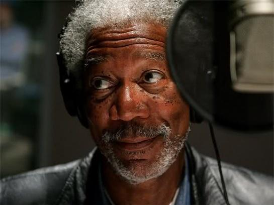 Morgan Freeman Narrates
